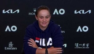 "Open d'Australie 2021 - Ashleigh Barty : """"It was a new experience"""
