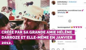"""Love is all we need"" : Jade Hallyday poste une adorable photo de son séjour au Vietnam"