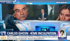 Carlos Ghosn: 4e incupaltion