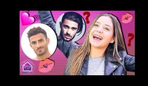 Julie (10 Couples Parfaits 3) : Le plus beau candidat ? Antoine ? Julien Guirado ?