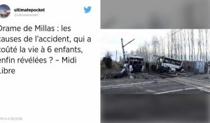 Accident de Millas. La conductrice du car scolaire prenait un médicament contre l'insomnie
