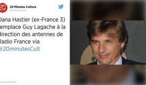 Radio France. Dana Hastier, ex-patronne de France 3, succède à Guy Lagache à la direction des antennes