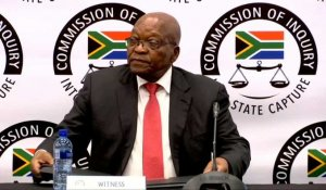 Afrique du Sud: Zuma devant une commission anticorruption