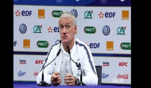 Didier Deschamps botte en touche sur le ballon d'or