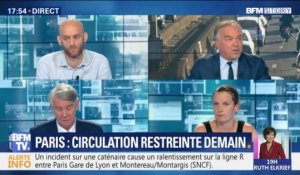 Paris: Circulation restreinte demain (2/2)