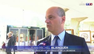 "Rétention des notes du bac : Jean-Michel Blanquer juge ""impensable"" de céder"