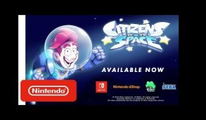 Citizens of Space - Launch Trailer - Nintendo Switch