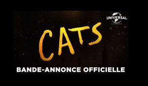 Cats - Bande-annonce officielle (Universal Pictures) HD