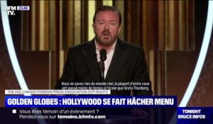 Golden Globes : Hollywood se fait hâcher menu - 06/01