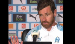 "19e j. - Villas-Boas: ""On ne va pas recruter au mercato"""