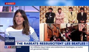 """Emmenez-Moi"" : The Rabeats ressuscitent les Beatles"