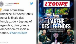 eSport. La finale des championnats du monde de League of Legends, un événement médiatique planétaire à Paris