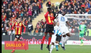 Les notes du RC Lens face à Niort (Football Ligue 2)