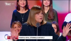 Le Grand Oral de Chantal Goya, actrice et artiste - 23/12