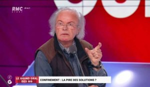 Le Grand Oral de Gérard Guillaume, médecin rhumatologue à Paris - 19/05