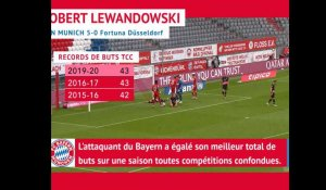 29e j. - Lewandowski, Sancho, Thuram : 3 buteurs, 3 stats