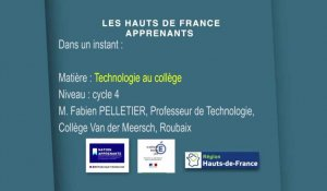 Cycle 4 | Technologie au collège