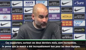 "37e j. - Guardiola : ""Encore un match !"""