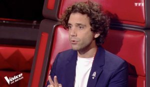Mika boulerverse les battles et garde ses deux talents ! (The Voice) - ZAPPING PEOPLE DU 06/05/2019