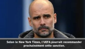 Fair-play financier - Manchester City exclu un an de la Ligue des Champions ?