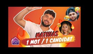 Mathias (LPDLA8) : Quel mot pour la princesse Kellyn ? Simple coup coeur ou plus...