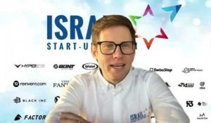 "ITW - Kjell Carlstrom, manager general of Team Israel Start-Up Nation : ""....."""