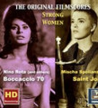 Strong Women: Saint Joan & Boccaccio 70 – The Original Film Scores (Remastered 2016)