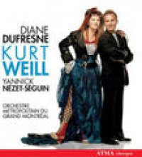 Weill: Songs & Symphony No. 2