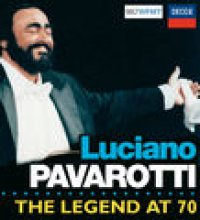 Pavarotti - The Legend at 70 (2 E-albums)
