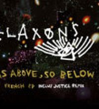 As Above So Below (French EP - inclus Justice Remix)