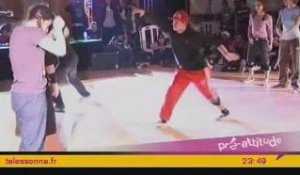 Battle HIP-HOP Filles : Mansufu vs KOF (Grigny)