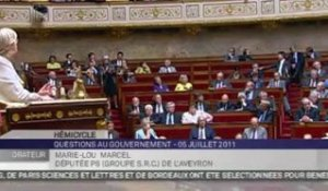 Questions au gouvernement : le remaniement à l'honneur