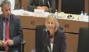 INTERVENTION DE MARIELLE DE SARNEZ AU PARLEMENT EUROPEEN