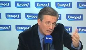 Intervention sur Europe1