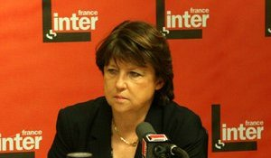 Matinale spéciale : Martine Aubry - France Inter
