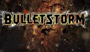 Bulletstorm gameplay trailer