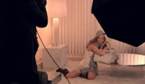 Le making of de la campagne Chanel avec Vanessa Paradis