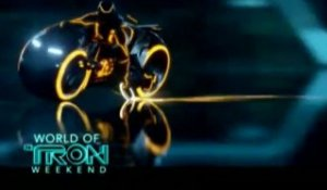 TRON Legacy - Spot TV #1 - Light Cycle [VO|HD]
