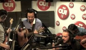 Elista - Etienne Daho Cover - Session Acoustique OÜI FM