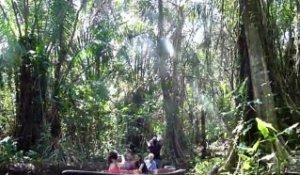 Conflit frontalier Costa Rica/Nicaragua: premiers touristes