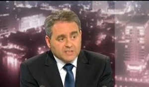 BFMTV 2012 : interview Le Point, Xavier Bertrand