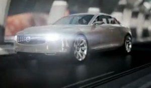 Volvo Concept Universe Launch Video