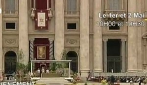 Messe de béatification de Jean-Paul II