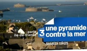 Doc 24 Une Pyramide contre la mer sur France 3 Paris Ile-de-France
