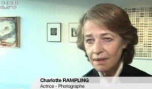 Expo Charlotte Rampling : Album Secret à Lille !
