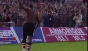 09/05/98 : but libérateur de Diawara (SRFC) contre Toulouse