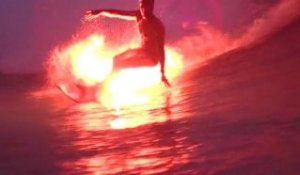 Surf : BRUCE IRONS FLARE SHOOT