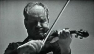 David Oistrakh - Brahms - Violin Concerto in D major