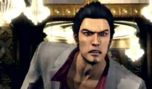 Yakuza Dead Souls - Announcement Trailer