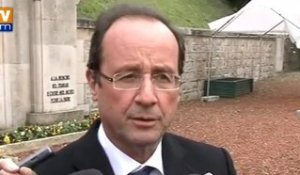 Erreur de Standard and Poor's : Hollande réagit